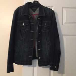 EUC Tommy Hilfiger denim jacket